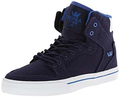 Amazon.com: Supra Kids Boy's Vaider Sneaker: Shoes