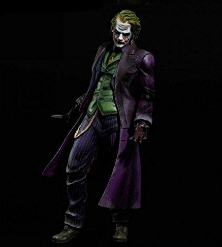 Playarts PLAY ARTS KAI Batman The Dark Knight The Joker PVC Action Figure Colletible Model Toy 21cm