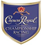 Crown Royal Shield Metal Sign