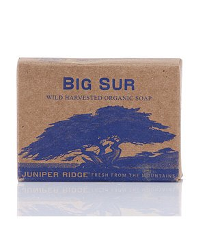 Image of Juniper Ridge Juniper Ridge Big Sur Soap 3.5 fl oz - 3.5 fl oz