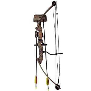 SA Sports Youth Moose Compound Bow Set