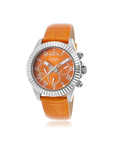 Invicta Women's Pro Diver Orange Stainless Steel Watch As You See
