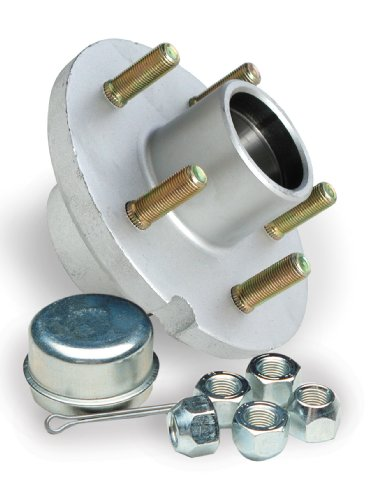 TowZone Trailer GalvX Hub Kit (1 3/8-Inch x 1 1/16-Inch Bearings) primary