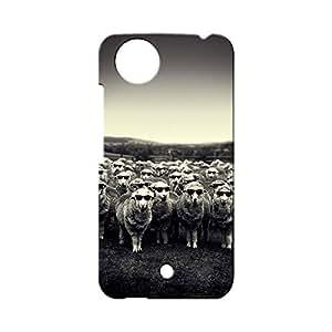 BLUEDIO Designer Printed Back case cover for Micromax A1 (AQ4502) - G3579