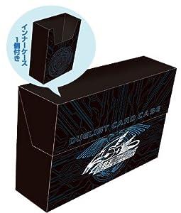Yugioh 5D's Official Blue Crimson DRagon Version 2 Slim Double Deck Box [Toy]