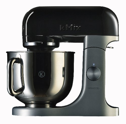 Kenwood kMix KMX54 Stand Mixer, Peppercorn Black
