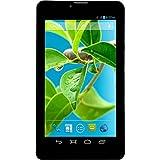 Datawind UbiSlate 7CZ Tablet (7 inch, 4GB, Wi-Fi+2G+Voice Calling), Black