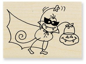 Changito Vamp - Rubber Stamps - 1