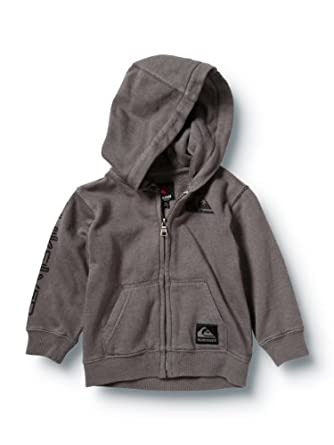 Quiksilver Boys 2-7 Refresher Sweatshirt, Smoke Stripe (2T)