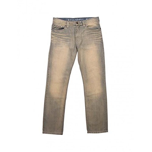 Billabong - Loose Fit Jeans da uomo, jeans, 33