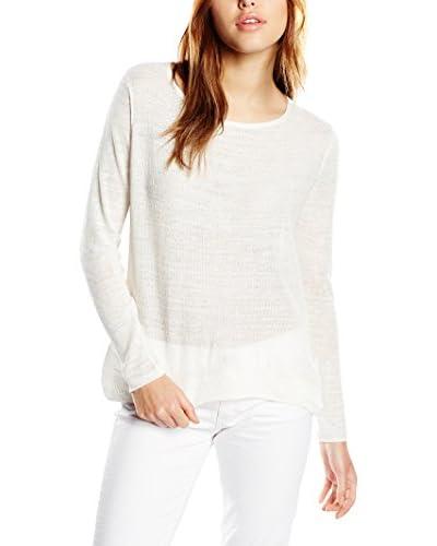 BOSS Orange Jersey Wavette Blanco XL