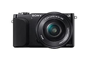 Sony NEX-3NL/B Compact Interchangeable Lens Digital Camera Kit (Black)
