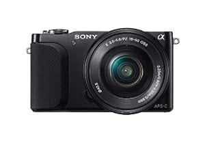 Sony NEX-3NL/B Mirrorless Digital Camera Kit (Black)
