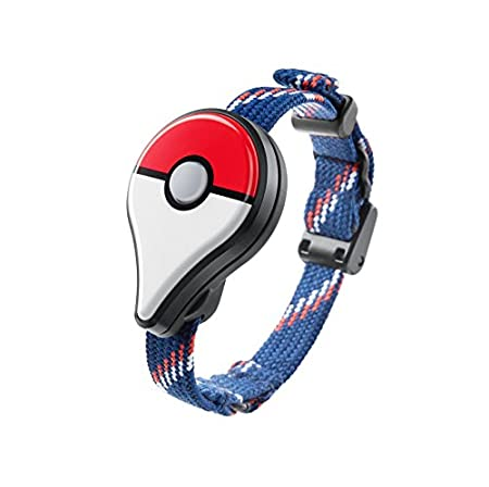 Nintendo Pokemon GO Plus Bluetooth Bracelet