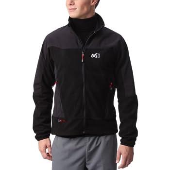 Millet Dual Softshel Jacket Blouson homme Noir/Noir L