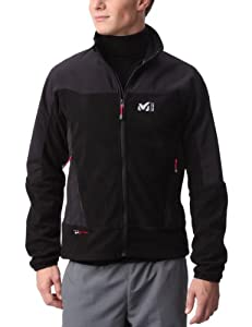 Millet Dual Softshel Jacket Blouson homme Noir/Noir XXL