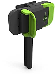 Ten One Design Mountie Side-Mount Clip for Mobile Devices (T1-MULT-108) - Green