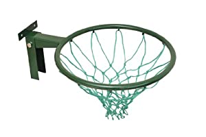 British Made Netball Ring from the Avonstar Classic Range (Robust Bracket, 2 years warranty) made in Britain. With top quality 3mm twine net.