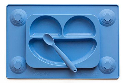 easymat-set-de-table-pour-enfant-divise-assiette-a-ventouse-en-1-avec-cuillere-ne-salit-pas-pour-enf