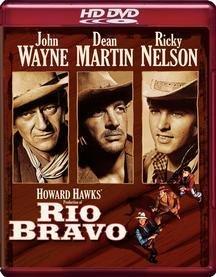Cover art for  Rio Bravo [HD DVD]