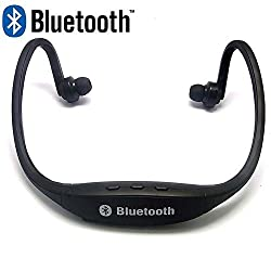 Sienoc High-Definition Sports Wireless Bluetooth Headphones Sports Headset for iPhone 4 4S 5S Samsung HTC Smartphone