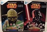 General Mills Star Wars Cereal Limited Edition Boxes Yoda & Darth Vader