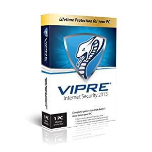 GFI Software Vipre Internet Security 1 PC -Lifetime