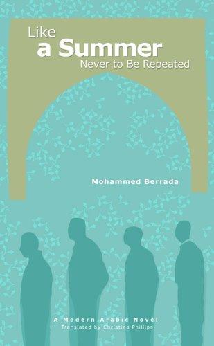 Like a Summer Never to be Repeated: A Modern Arabic Novel (Modern Arabic Literature)
