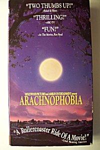 Arachnophobia [VHS]