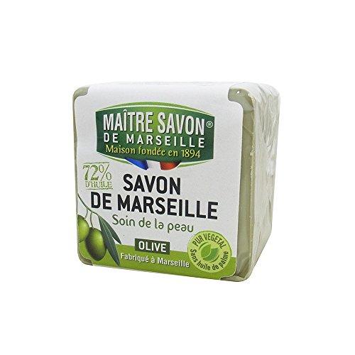 サボン・ド・マルセイユ オリーブ 200g