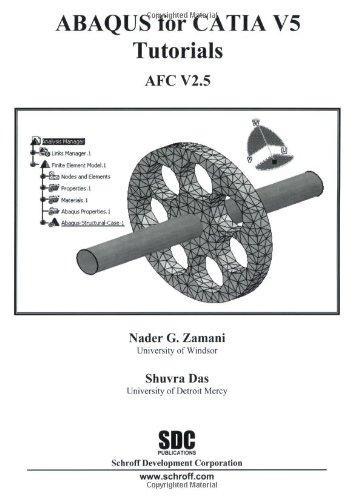 ABAQUS for CATIA V5 Tutorials AFC V2.5