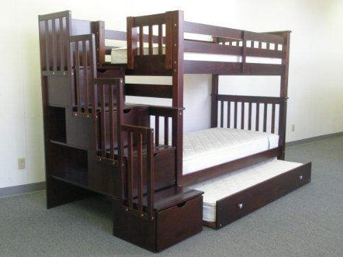 Bedz King Bunk Bed 7808 front