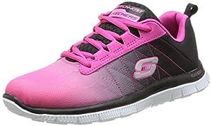 Skechers Flex Appeal - Zapatillas, color Hpbk, talla 35
