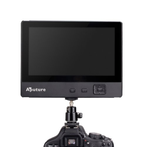 """Zenness Aputure 7"""" Tft Lcd Hd On Camera Monitor Hdmi & Av Video Peaking Filter For Canon Sony Nikon"""