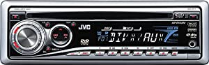 JVC KD-DV5300 In-Dash DVD/CD/MP3 Receiver