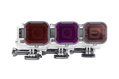 PolarPro-Aqua-Filter-3-Pack-Red-Filter-Magenta-Snorkel-Filter-For-GoPro-Hero4