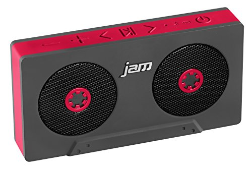 Hmdx Hx-P540Rd Jam Rewind Wireless Pocket Speaker (Red)