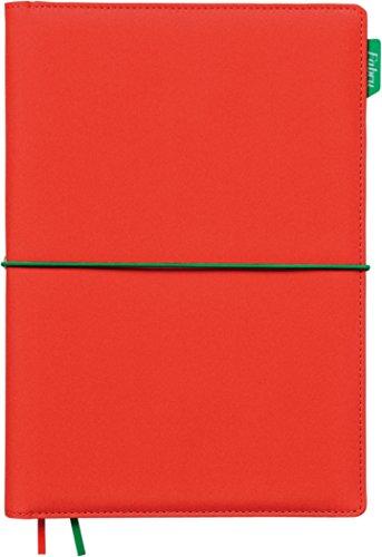 キングジム ノートカバー 2冊収納可 A5サイズ ファブル 1991FRオレンジ