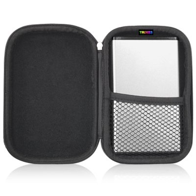 TRIXES Case Cover Pouch for 2.5″ Portable USBExternal Hard Disk Drive