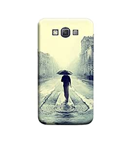 Ebby Premium Printed Back Case Cover With Full protection For Samsung Galaxy A7 (Designer Case)