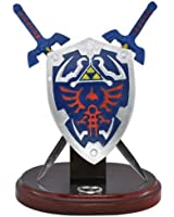 Zelda Hylian Letter Opener Shield & Sword Table Top Set