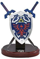 Zelda Hylian Letter Opener Shield & Sword Table Top Set