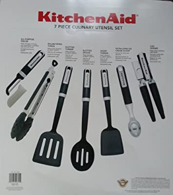 KitchenAid Cook's 7 Piece Culinary Utensil Set