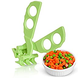 baby food scissors- Portable Food Shearer/Versatile Food Cutter