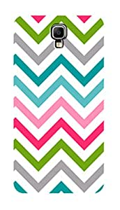 SWAG my CASE PRINTED BACK COVER FOR SAMSUNG GALAXY NOTE 3 NEO Multicolor