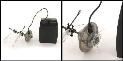 Imagen de Intelli UFO Mini Electric RTF Helicóptero con luz (color puede variar)