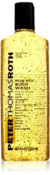 Peter Thomas Roth Mega Rich Body Wash 8.5 Fluid Ounce