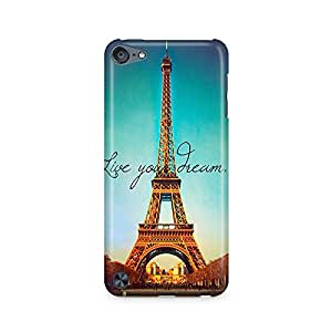 Motivatebox -Micromax Canvas Fire 4 A107 Back Cover - Live your dream.. Polycarbonate 3D Hard case protective back cover. Premium Quality designer Printed 3D Matte finish hard case back cover.