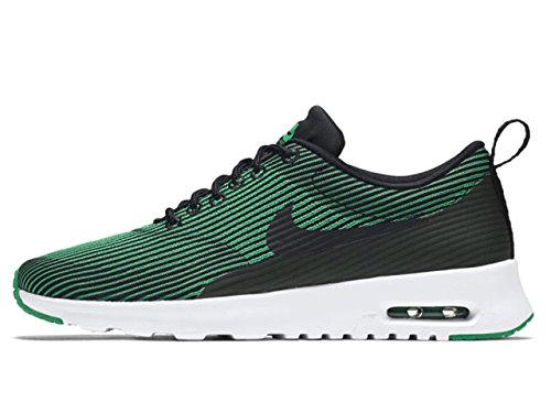Nike Air Max Thea Jacquard Womens Running Shoes Black/Spring Leaf/White 718646-005
