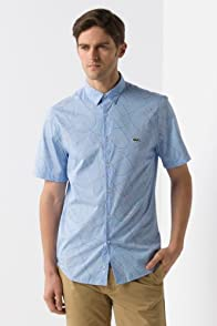 L!ve Short Sleeve Woven Shirt